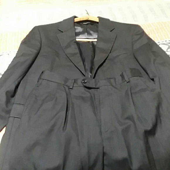 Jos. A. Bank Other - Joseph A. Bank Black Wool Suit